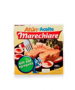 Atún en aceite s/sal x 180 grs Marechiare-0