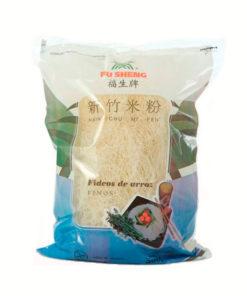 Fideos de arroz finos Fu Sheng x 500 grs-0