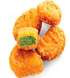 Nuggets de Brocoli y Queso x 200 grs -0